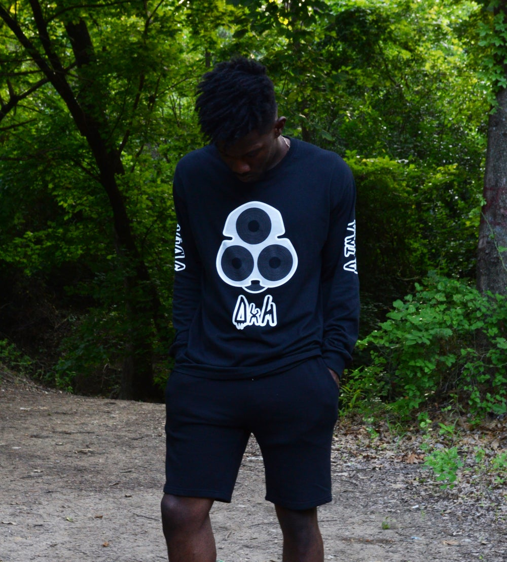 Image of BY ANY MEANS  long sleeved t shirt