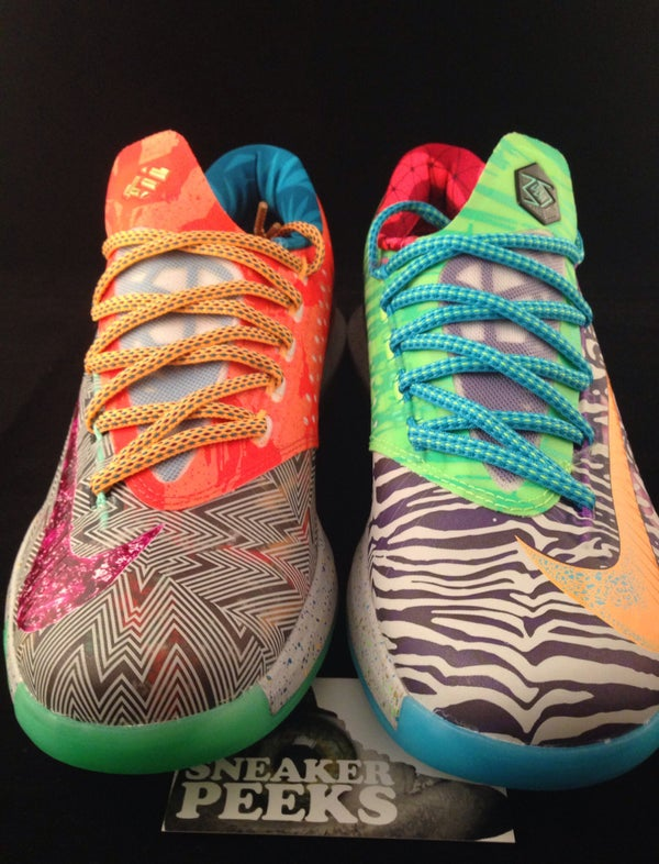 "Image of Nike Kd 6 ""What The"""