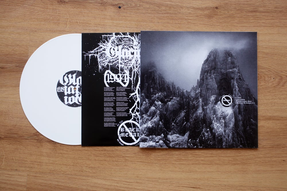 "Image of GLACIATION lp - ""1994"""