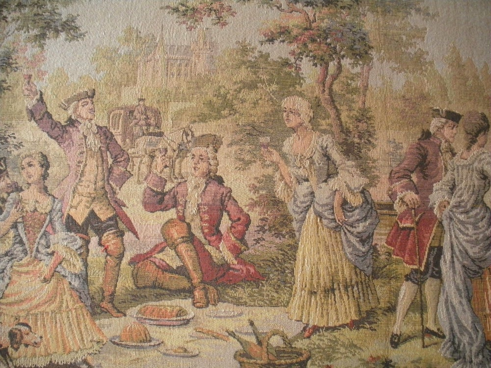 Image of Vintage Tapestry