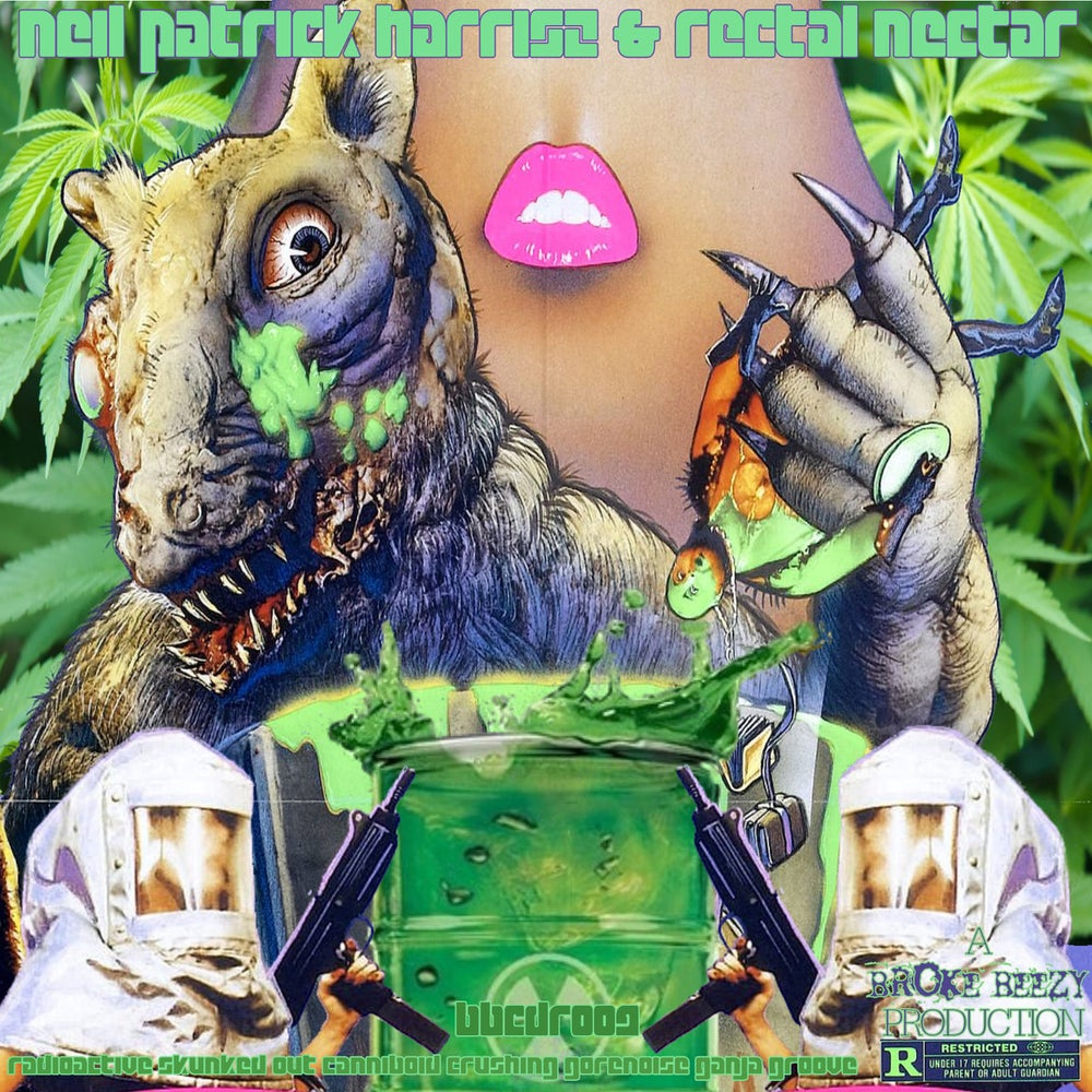 Image of NPH / Rectal Nectar - Radioactive skunked out canaboid crushing gore noise ganja groove