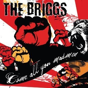 Image of The Briggs - Come All You Madmen CD