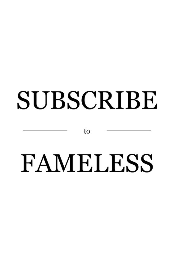 Image of 1-Year Subscription to Fameless