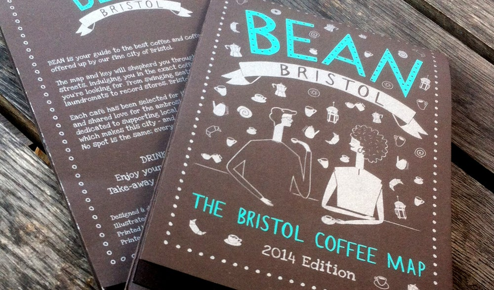 Image of The Bristol Coffee Map