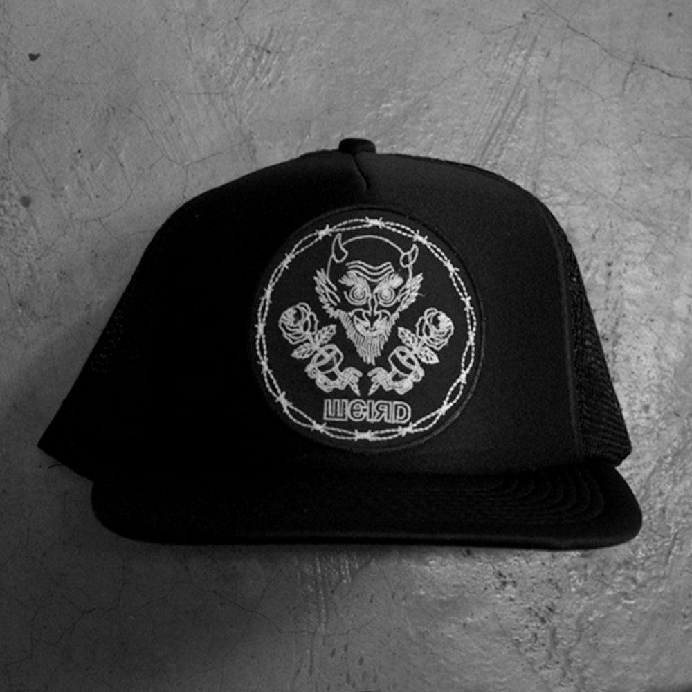 Image of YEPI HAT - BLACK