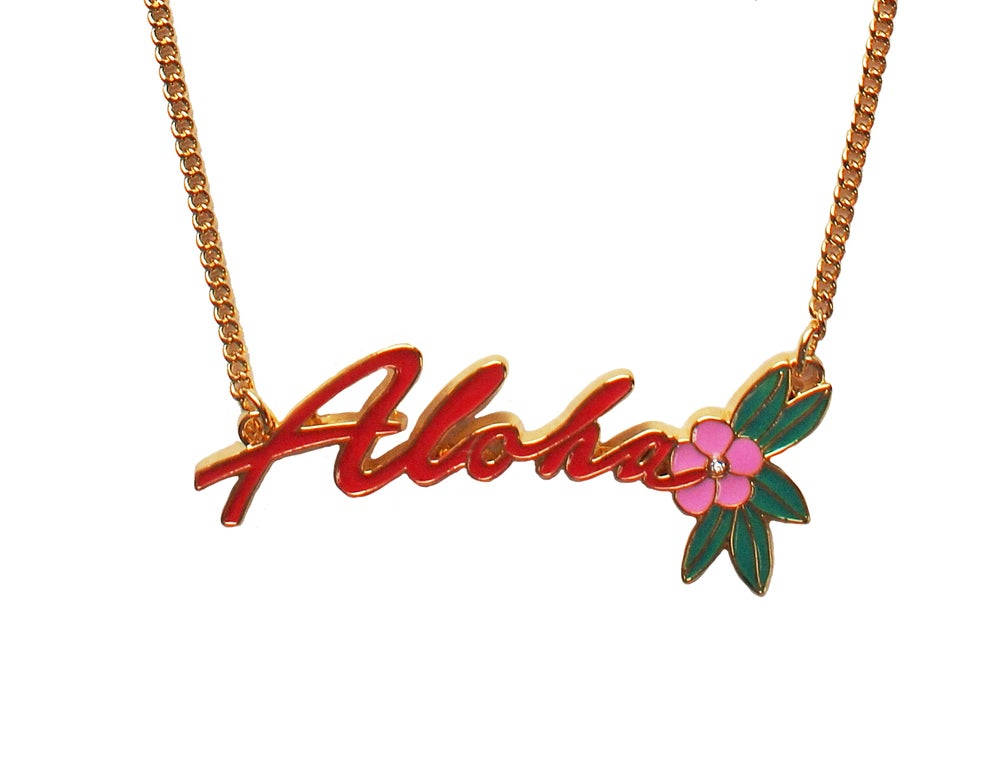 Image of Aloha Necklace