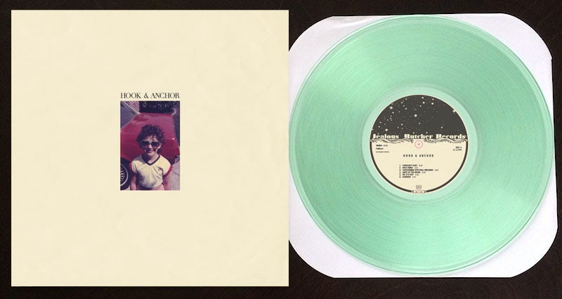 Image of Hook & Anchor   LP