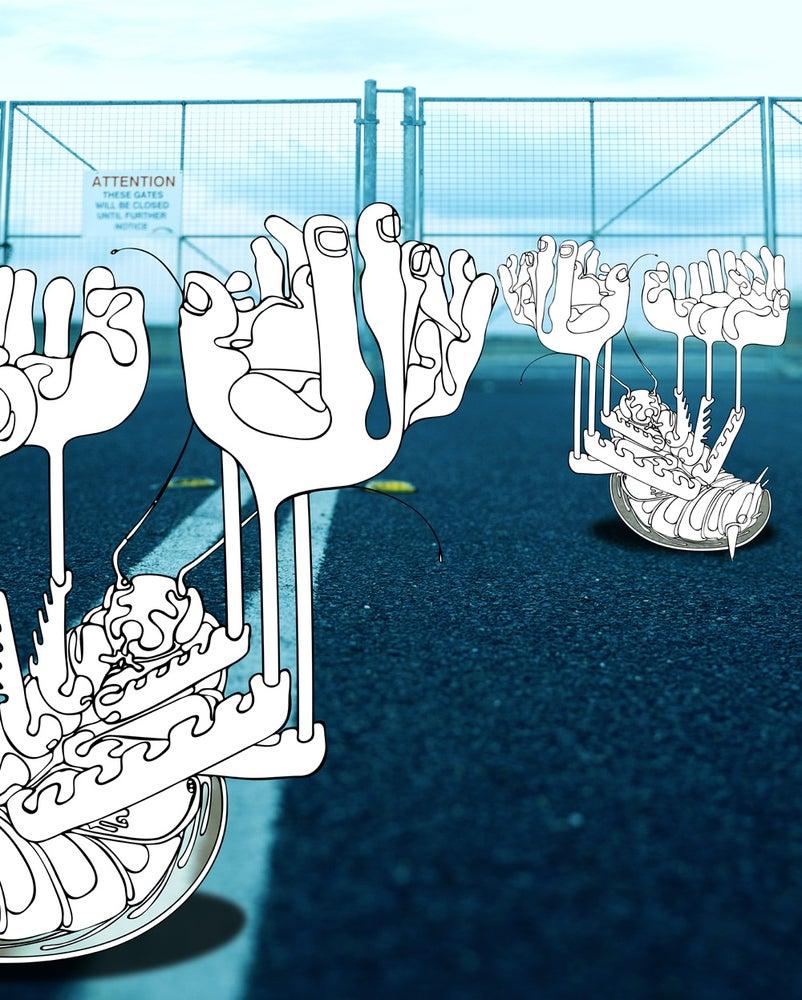 Image of Gateway, Friction Exhibition