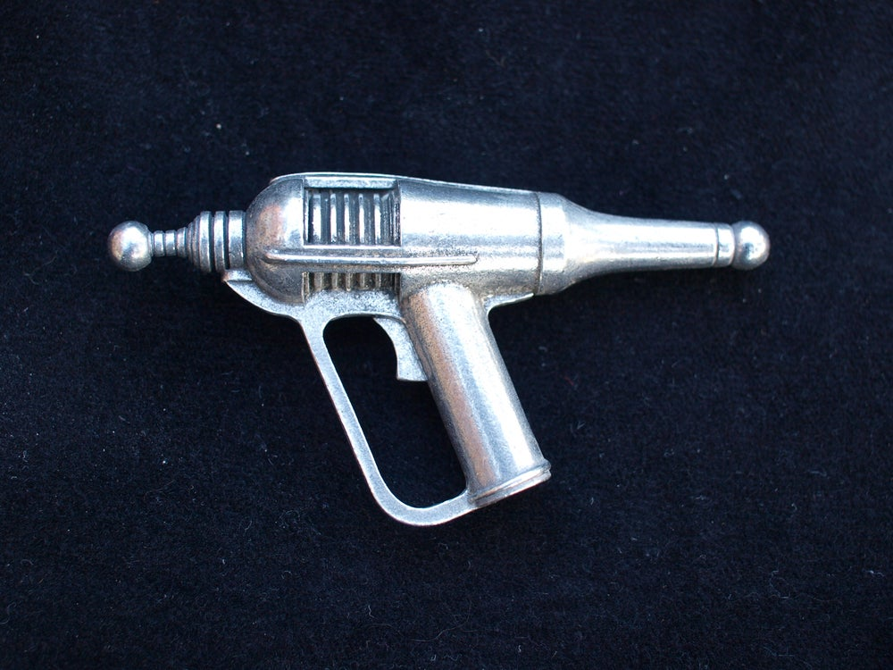 "Image of The ""METROPOLIS"" Miniature Raygun Collection No. 1"
