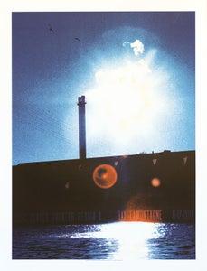 Image of Ray Lamontagne Peoria 2014 poster