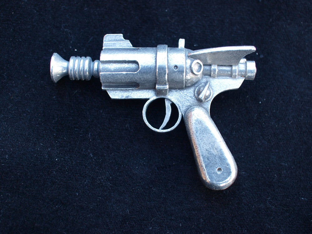 "Image of The ""FLASHHEART"" Miniature Raygun Collection No. 3"