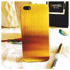 Image of All Gold case