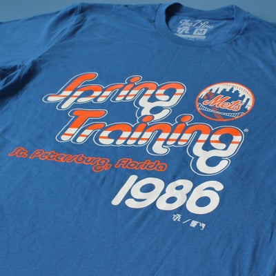 Image of Spring Training 1986