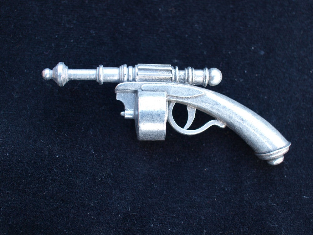 "Image of The ""PIRATE of the AIRWAYS"" Miniature Raygun Collection No. 5"