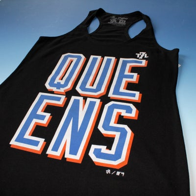 Image of Queens tank top (black)