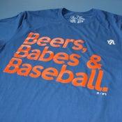 Image of Beers, Babes, Baseball