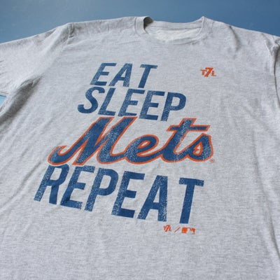 Image of Eat Sleep Mets Repeat