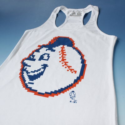 Image of Emoji Mr. Met (tank top)