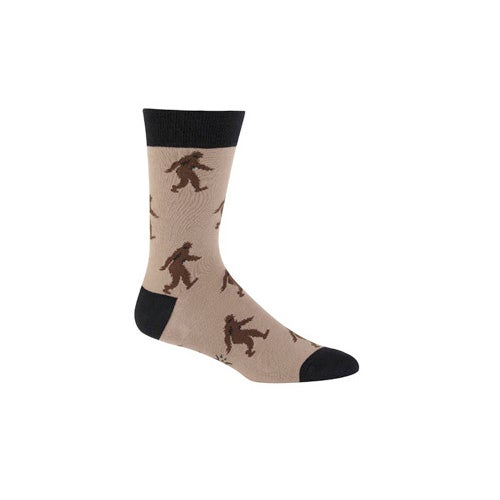 Image of Sasquatch Men's Crew Sock