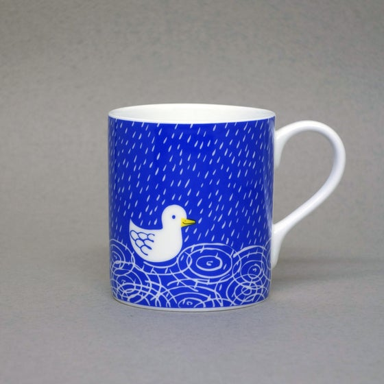 Image of Ceramic Mug | Duck Pond