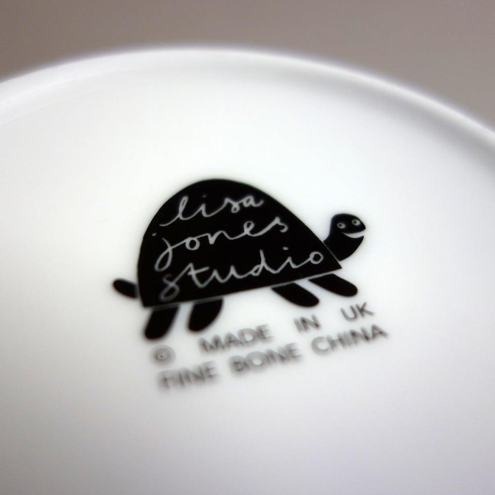Image of Ceramic Mug   Duck Pond