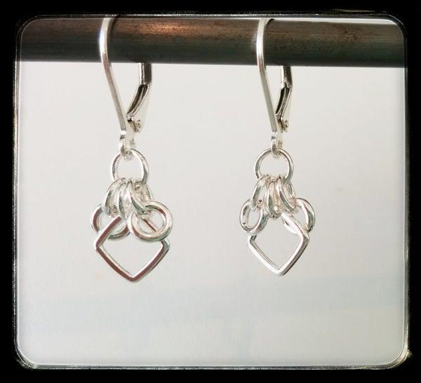 Image of little flirt earrings