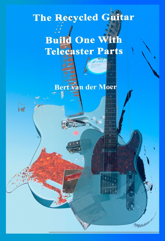 Image of Build the Recycled Guitar with Telecaster Parts