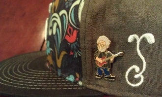 Image of Jerry Bobblehead Pin