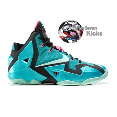 "Image of Lebron 11 ""South Beach"""