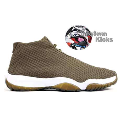 "Image of Air Jordan Future ""Iguana"""