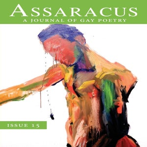 Image of Assaracus Issue 15: A Journal of Gay Poetry (Dillard, Halinen, Montlack)