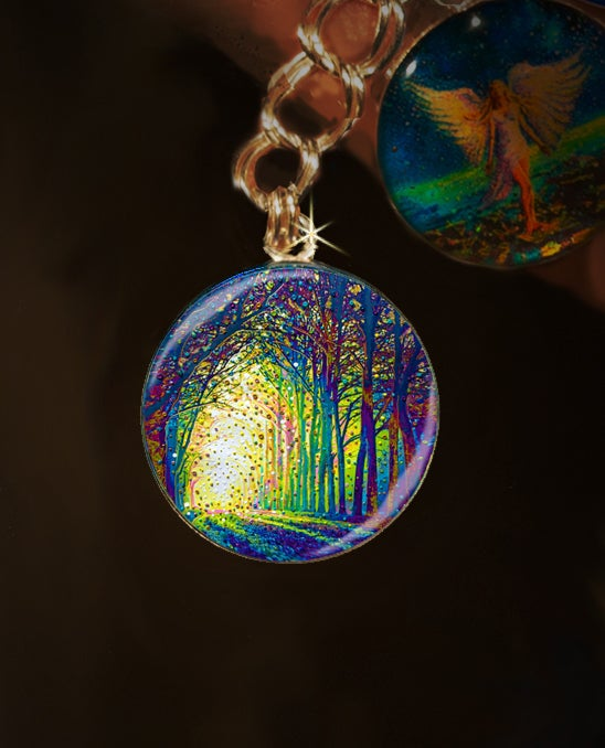 Image of Cathedral Of Light - Divine Revelations Charm