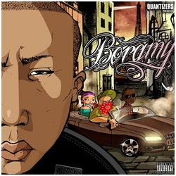 Image of BORAMY CD- REPRESENTO