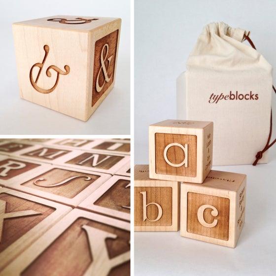 Image of typeblocks