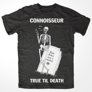 "Image of Connoisseur - ""True Til Death"" Men's Shirt"