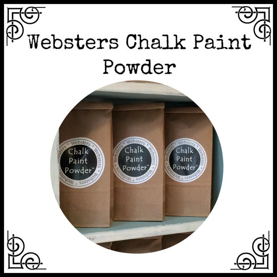 Websters Chalk Paint