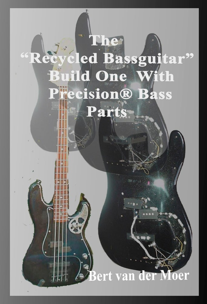 Image of Build The Recycled Bassguitar with Precision Bass parts