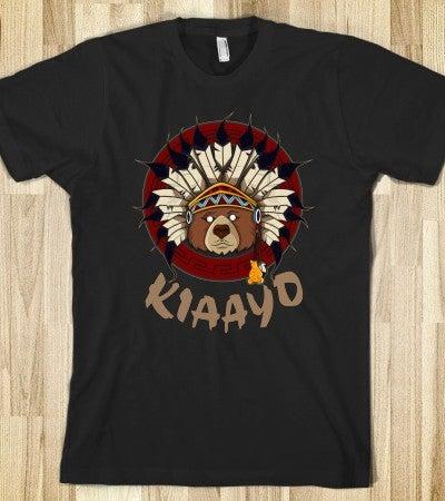 Image of Chief Kiaayo (color print)