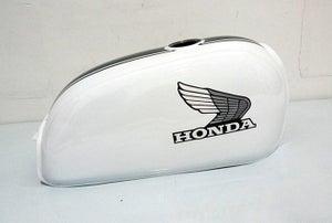 Image of Cafe Racer Honda Benly 50S Fuel Tank/ Gas Tank 50S Series 01