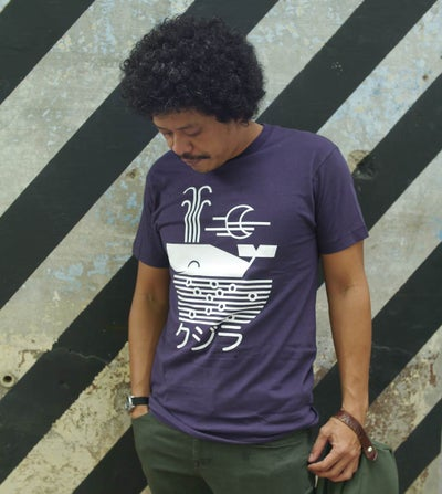 Image of Büro Destruct - Shirt (Kujira)