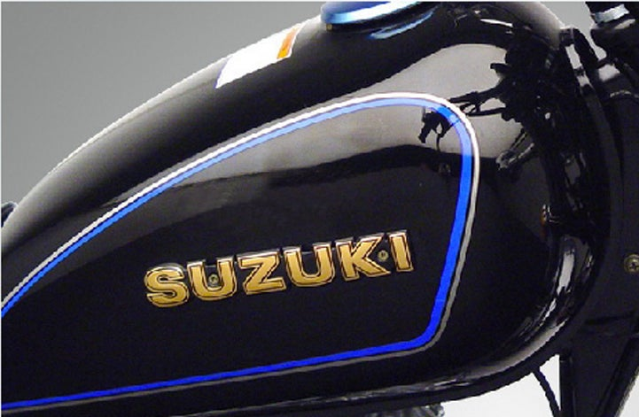 Image of Cafe Racer Suzuki GN125 Fuel Tank/ Gas Tank GN 125 Series