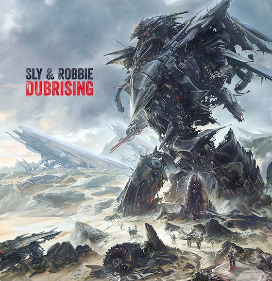 Image of Sly & Robbie - Dubrising
