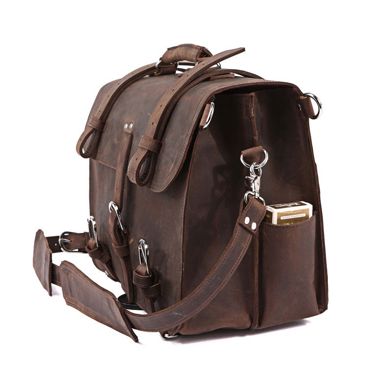 Neo Handmade Leather Bags | neo leather bags — Men's Large Vintage ...
