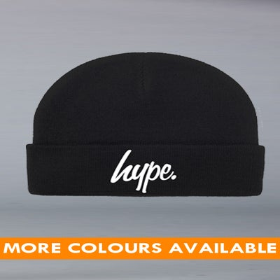 Image of HYPE.SCRIPT BEANIES