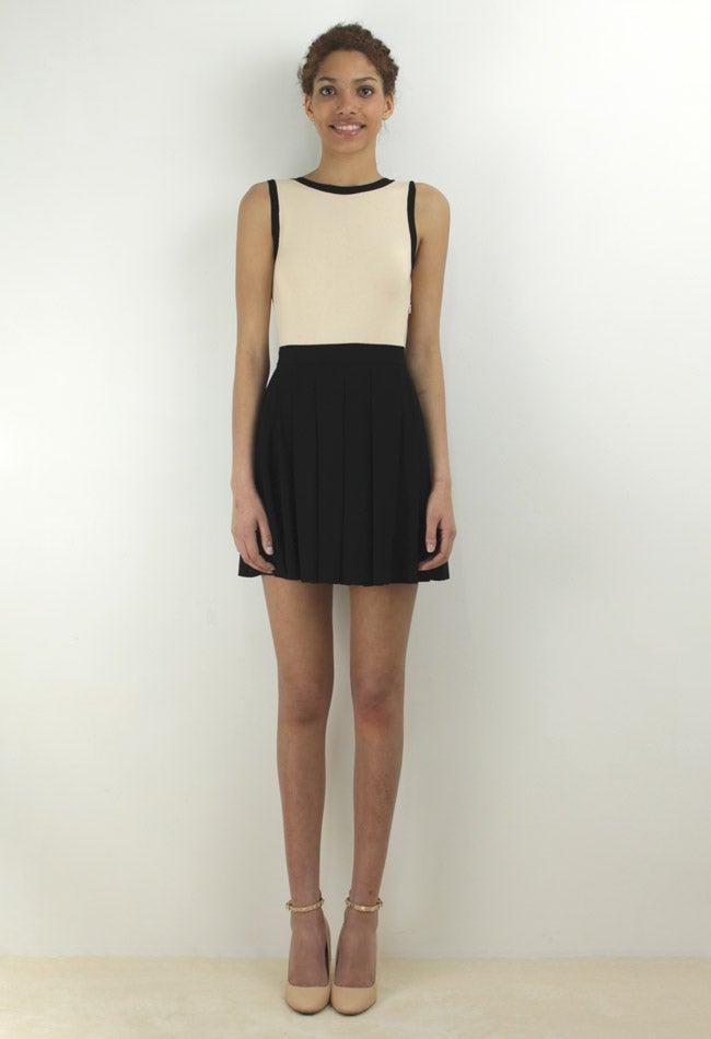 Image of BOW BACK DRESS