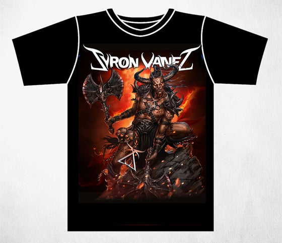 Image of Official T-Shirt | Syron Vanes