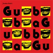 Image of JONATHAN BOULET - GUBBA (CD)