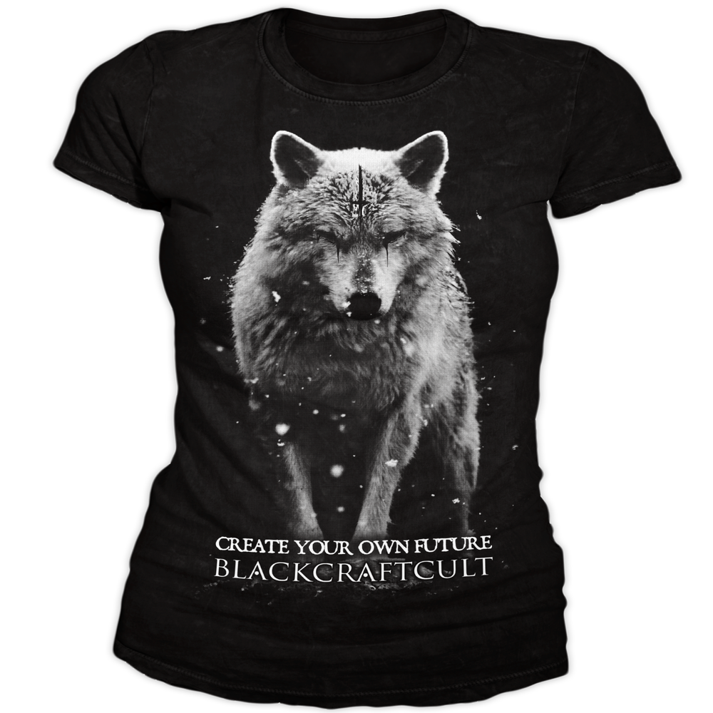 Image of Lone Wolf - Women's Tee
