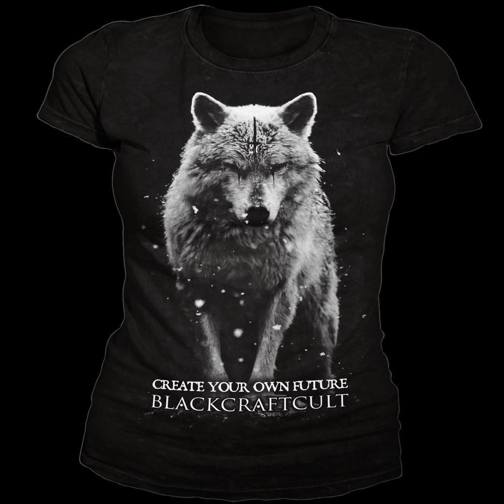 Image of Lone Wolf - Women's Tee