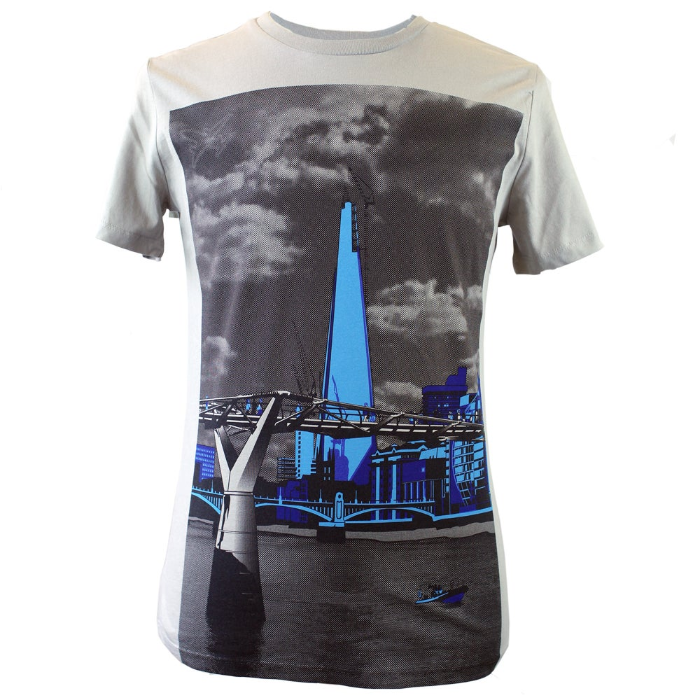 Image of 'The Shard' t-shirt